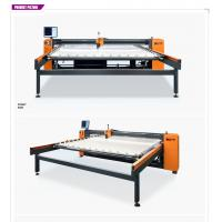 Best High Precision Computerized Single Head Quilting Machine For Silk Floss Quilt wholesale