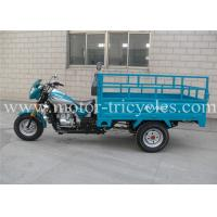 Best Adult Tricycles Van 3 Wheel Cargo Motorcycle Optional Color RS150ZH-E wholesale