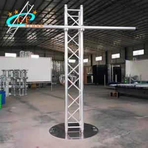 Best 6.56FT 2 Meter Aluminum Lighting Truss Plasma TV Mount Stand Stage wholesale