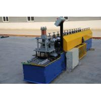 China Industrial Steel Roller Shutter Forming Machine For 0.3 - 0.8mm Thickness Sheet on sale
