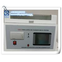 China Insulating Oil Tangent Delta Tester on sale