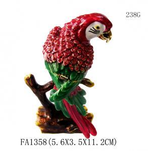 Best Bird Jewelry Box Gift Boxes wholesale