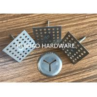 """2"""" Perforated Tape GI Steel Insulation Anchor Pins with Soft Annealed Wire Nail"""