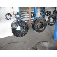 Best Forged 125 - 250AARH Carbon Steel Flange Galvanizing For Oil Pipe Connection wholesale