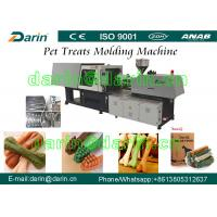 Buy cheap Pet Dog Training Bone Snacks Injection Molding Machine , food processing machinery product