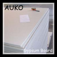 Best Acoustic insulation paper faced gypsumboard wholesale