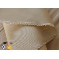 Buy cheap High Temperature Oven Insulation 800 Degree High Silica Fabric Fiberglass 600gsm from wholesalers