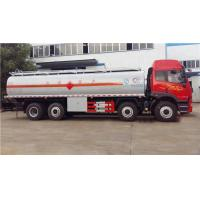 Best FAW 8*4 336hp 35CBM Diesel Oil Mobile Tanker Truck Aircraft Refueling Manual Transmission Type wholesale