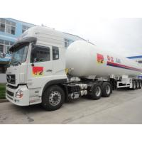 Best factory sale best price CLW 9409GYQ 58.5cbm 3 axle LPG tanker semi-trailer, HOT SALE! cheaper 58.5m3 propane gas trailer wholesale