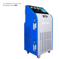 Best Vehicle Use 1000W 680B AC Recycling Machine R134a Easy Operation wholesale