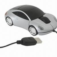 Best Wired Optical Mouse with Racing Car Design wholesale