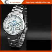 D010B Fashion Jewelry Watch Wholesale Retail DHL PayPal Stainless Steel Quartz Watch Man