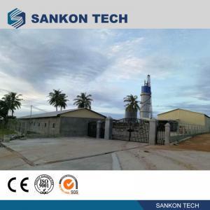 Best High Efficient Autoclaved Aerated Concrete Production Line  Slurry Scale Mobile Concrete Block Making Machine wholesale