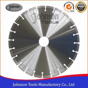 Best 350-600mm Rock Cutting Saw Blades , Diamond Stone Cutting Tools For Quartzite Cutting wholesale