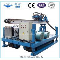 Best XPL-20A High Performance Jet grouting Drilling Rigs wholesale