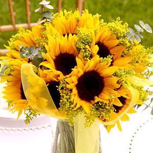 Best Bouquet-Sunflower wholesale