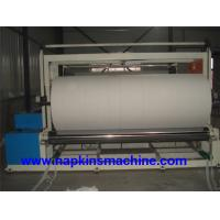 Best High Capacity Big Paper Toilet Roll Cutting And Rewinding Machine wholesale