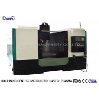 Best Full Cover Shroud CNC Vertical Machining Center For Iron Ore Engraving wholesale