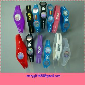Best Power Disc Energy Cheap Balance Power Silicone Bracelet wholesale