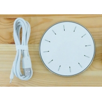 Best 6mm Fast Charge Wireless Charging Pad 10W Iphone Wireless Charger wholesale