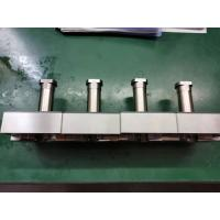 China Mold Spare Parts CNC Machined Precision Metal Components With Full Dimension Report on sale