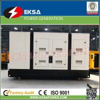 Best 150Kva 3 Phase Back Up Silent Diesel Generator Set Powered By Cummins Diesel Engine 6CTA8.3-G2 with good quality wholesale