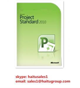 China FPP Key Microsoft Project Standard Microsoft Office 2010 Key Code on sale