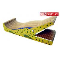 Best Chair Cardboard Cat Scratcher , Corrugated Cardboard Cat Scratchers wholesale