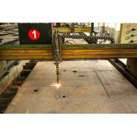 Best Embedded Punching Laser Cutting Steel Plate For Building Material SGS Approval wholesale