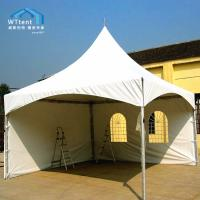 Best Durable Spring Top Marquee Flame Retardant PVC Sidewalls And Windows wholesale