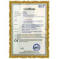 Solid Plastic Inflatable Toys Co.,Ltd Certifications
