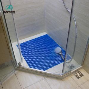Ease The Blood Circulation Bathroom Floor Mat Set , Universal Bath Floor Mat
