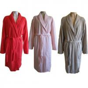 Best 120105 Stock Fleece Bathrobe wholesale