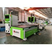 CE Certificated Compound Plank CNC Engraving And Cutting Machine For Woodworking