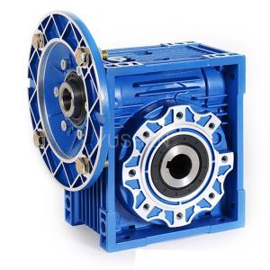 Best Aluminium Alloy Mini VF Type Worm Wheel Gear Box wholesale
