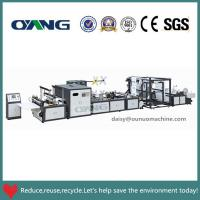 China non woven bag making machine manufacturer in india on sale