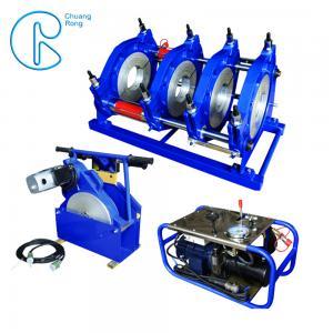 Best 220 V / 240 V160 250 315 450 Butt Fusion Welding Machine , Plastic Hdpe Pipe Welding Machine wholesale
