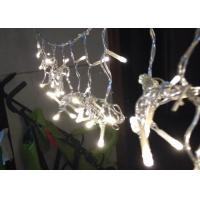 Best Xmas LED Curtain Lights , 3M 120LEDs Decorative Curtain String Fairy Lights wholesale
