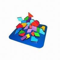 Best Magnetic Geo Block Set, Made of EVA wholesale