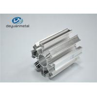 Best Silver Heat Sink Alloy 6463 Industrial Aluminium Profile Polished Surface wholesale