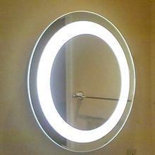 China Modern hotel lighted bathroom mirror on sale