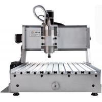 Best cnc metal engraving machine AMAN 3040 800W mini metal engraving machine wholesale