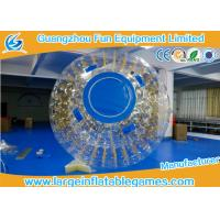 Best New Design One Entrance 0.7mm TPU Inflatable Zorb Ball With Zipper wholesale