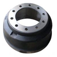 China Heavy Duty Ductile Cast Iron Truck Brake Drum For Auto Truck Parts Trailer Parts on sale