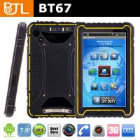 China BATL BT67 Dual flashlight Big speaker waterpoof tablet pc ip67 on sale
