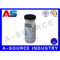 China Hologram Pharmaceutical 10ml Vial Labels  Stickers Printed For Plastic Tablet Containers on sale