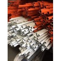 China 1/2 3/4 PVC Coated Rigid Electrical Conduit Pipe 3.05M in Green , Orange on sale