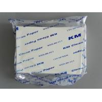 Best Square A4 Copy Cleanroom Paper 70gsm Dust Free Low Particle White Color wholesale
