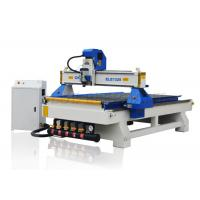 China 380V Cnc Wood Engraving Machine With Roller 4.5kw HSD Air Cooling Spindle on sale