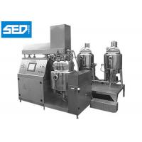 Best Cosmetic Ointment Manufacturing Machine For Cream & Shampoo Production wholesale